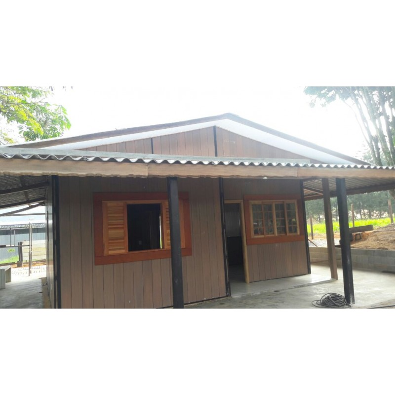 Kit casa pr fabricada rea 50 52 m for Kit casa icf